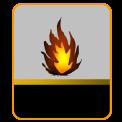 Rendimiento al fuego